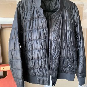 Athleta down jacket